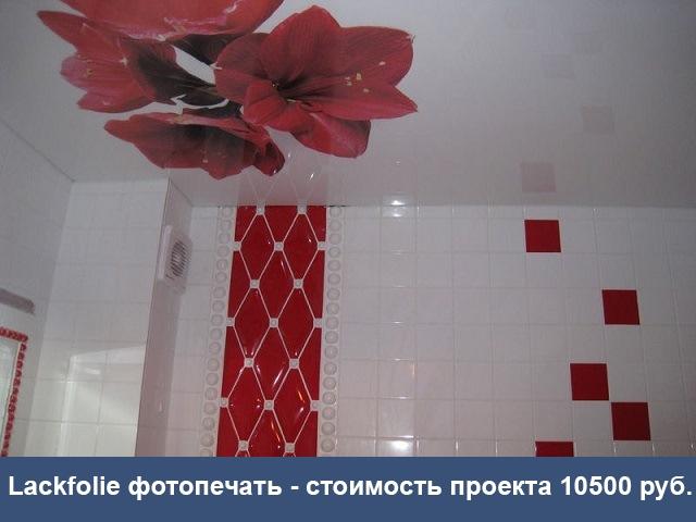 Проект ванная 4